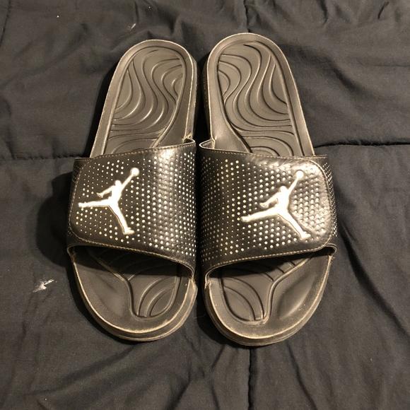 9b2cd6d54f7679 Jordan Other - Mens Jordan slides sandals